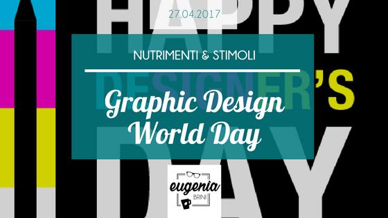 Graphic design day: il mio viaggio