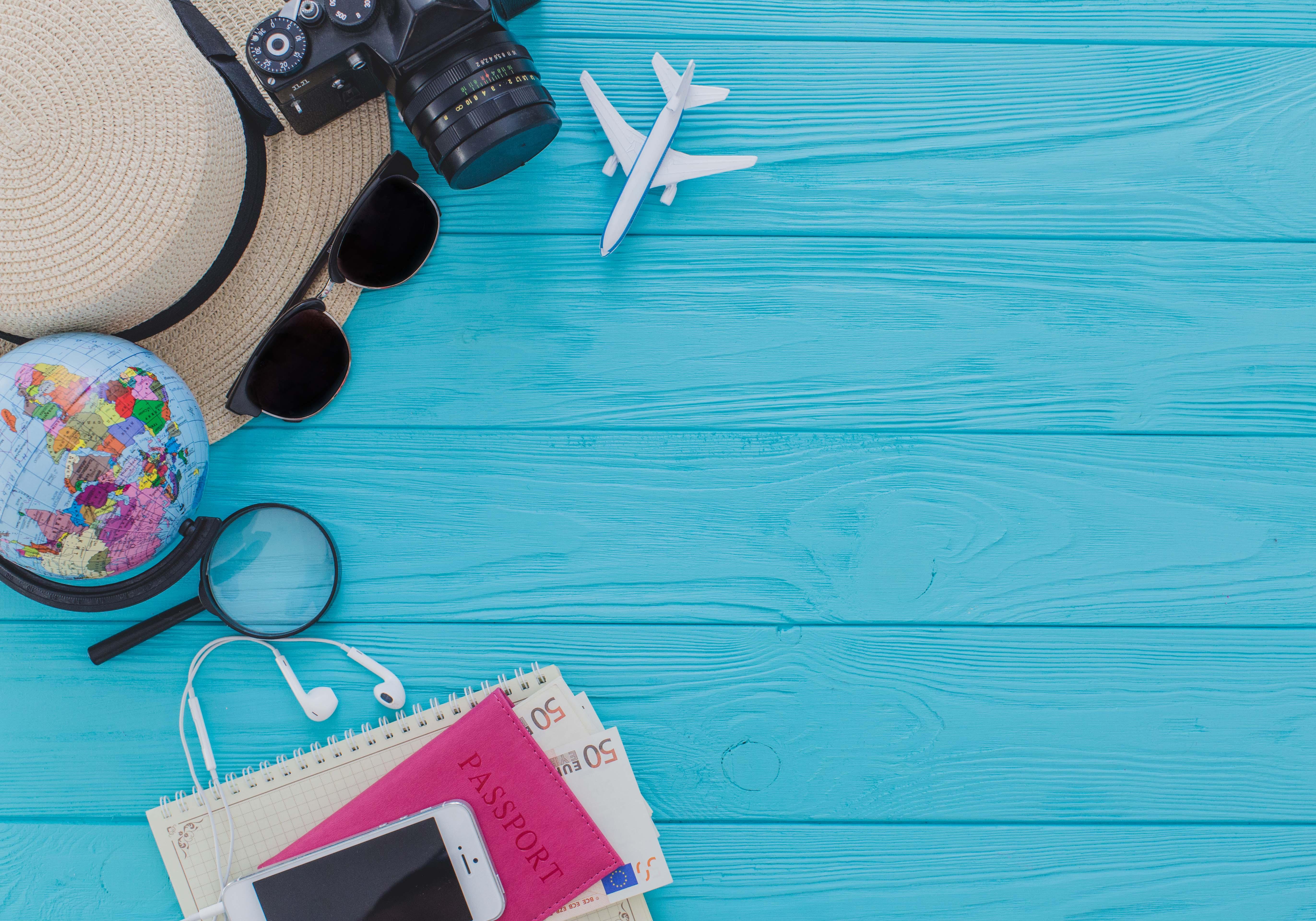 La valigia della nomade digitale